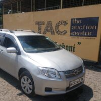 MOTOR VEHICLE AT OUR YARD IN NAIROBI